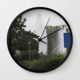 Logan Square - Philly Wall Clock