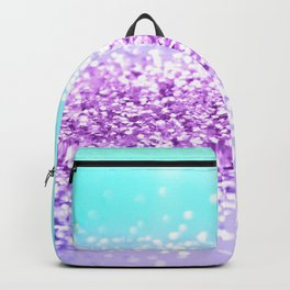 Unicorn Girls Glitter #17 #shiny #decor #art #society6 Backpack