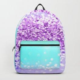 Unicorn Girls Glitter #17 #shiny #decor #art #society6 Backpack