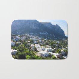 Capri in Minature Bath Mat