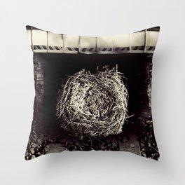 Ask Throw Pillow