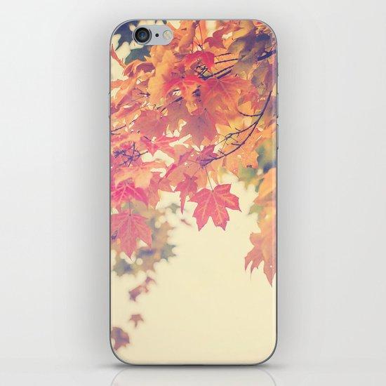 Hello Autumn  iPhone & iPod Skin