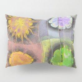 Stibiated In Dishabille Flower  ID:16165-125308-23431 Pillow Sham
