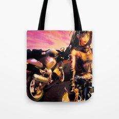 Desert Haze Tote Bag