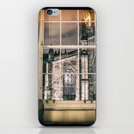 Night view on St giles cathedral Edinburgh Scotland iPhone Skin