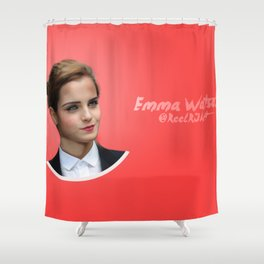 Queen Emma Shower Curtain