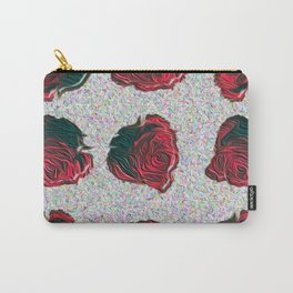 nine roses Carry-All Pouch