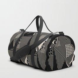 Scandinavian Bold Duffle Bag