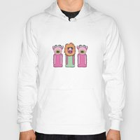 muppets Hoodies featuring Mahna Manha – The Muppets by Big Purple Glasses