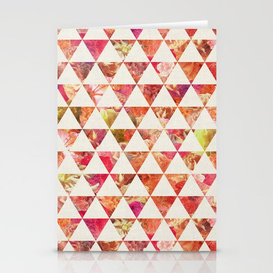 FLORAL FLOWWW Stationery Cards