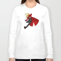 fullmetal Long Sleeve T-shirts featuring Spark by WindRider01