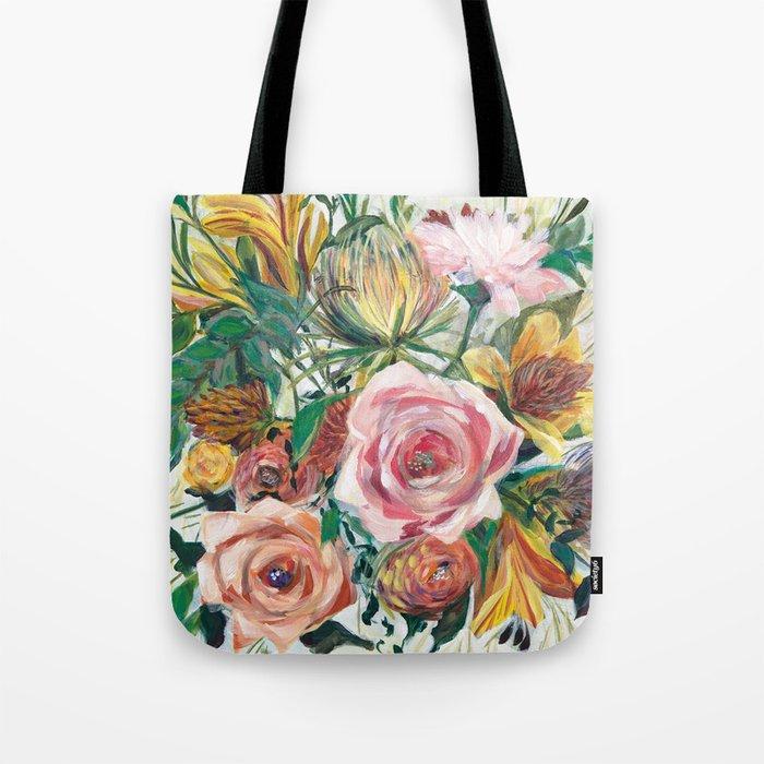 Bella Rosa Tote Bag