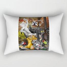 Kit Cat Klub Rectangular Pillow