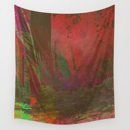 Lost in the Jungle - Yossi Ghinsberg Wall Tapestry