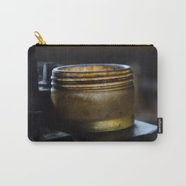Glass jar colour Carry-All Pouch