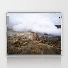 geothermal steam Laptop & iPad Skin