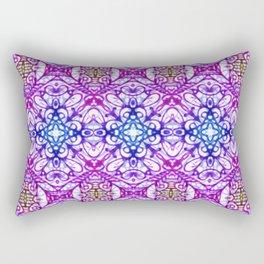 Mehndi Ethnic Style G376 Rectangular Pillow