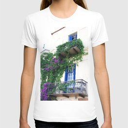 Chania Old Town View T-shirt
