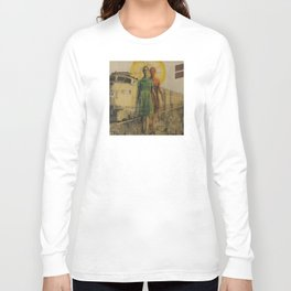 Venus of Rock Island Long Sleeve T-shirt