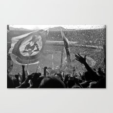 Flamengo 2009 hexa Canvas Print