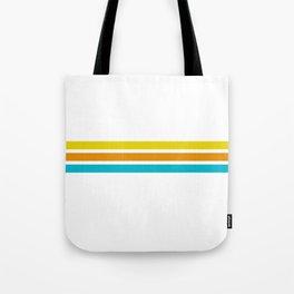 Retro #8 Tote Bag