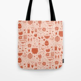 Love Potion: Valentine Tote Bag
