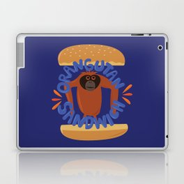 Orangutan Sandwich Laptop & iPad Skin