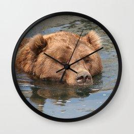 Bear 2014-0901 Wall Clock