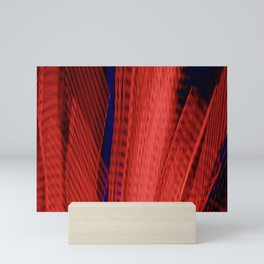Abstract Urban Sprawl Mini Art Print