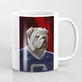Bulldog Mascot II Coffee Mug