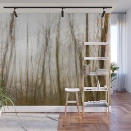 Ghostly forest #3 Wall Mural