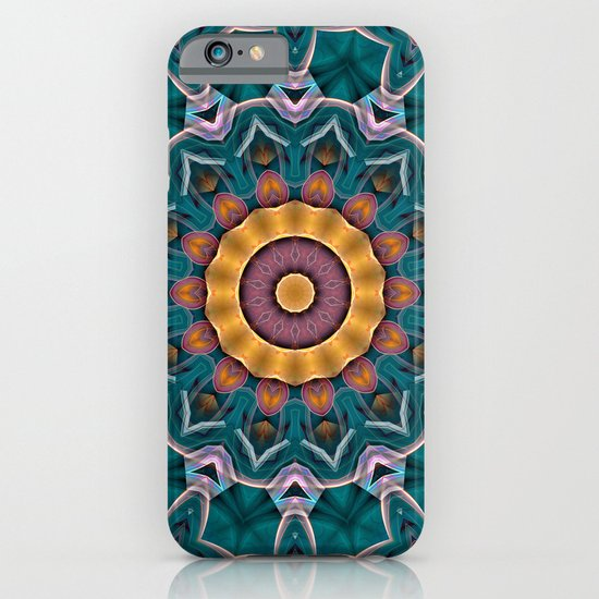 Mandala 7 iPhone & iPod Case