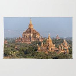 Htilominlo Temple, Bagan, Burma Rug