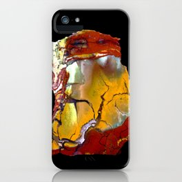 Fancy Jasper iPhone Case