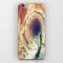 Shortcut to the Sea iPhone Skin