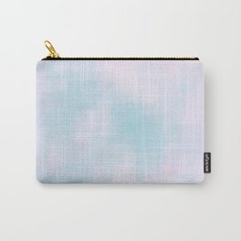 pink rose blue inspiration Carry-All Pouch