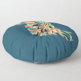 Downstroke Floor Pillow