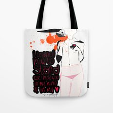 Stand - Emilie Record Tote Bag