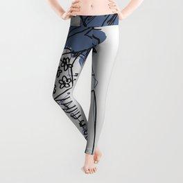 Denim N Heels Leggings