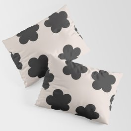 Floral Block Print Pillow Sham