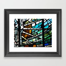 Son Rise Framed Art Print