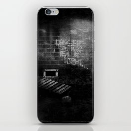 DANGER IS MOST REAL AT NIGHT... iPhone Skin