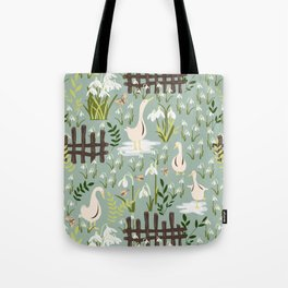 Beyond That Fence Tote Bag