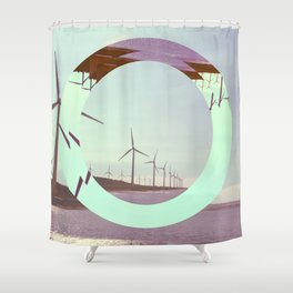 Vintage in Taiwan collection #2 Shower Curtain