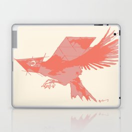 Tilted Bird Laptop & iPad Skin