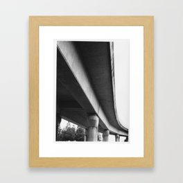 London, East End Framed Art Print