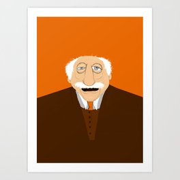 Conrad Art Print