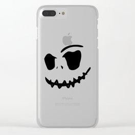 Skull design  #society6 #printart #decor #buyart Clear iPhone Case