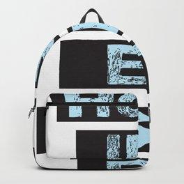 Bold Typography Design Hot Interested Backpack