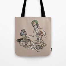 The Grail (v3) Tote Bag